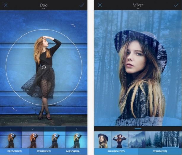 Enlight App Completa Per Modificare E Abbellire Le Foto Direttamente Su Iphone Iphone Italia