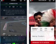 Official F1 2015, l'app ufficiale per seguire il mondiale di Formula 1