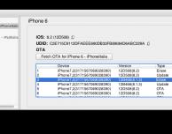 GUIDA: come salvare i certificati SHSH su iOS 8 e successivi