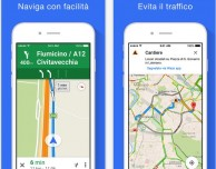 Google Maps 4.4 disponibile su App Store
