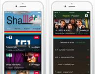 Shallla, l'app per creare sondaggi dedicati ai programmi TV