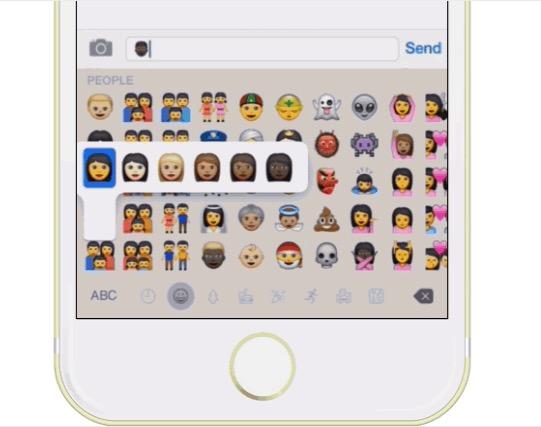 iOS 8.3 beta 4 porta nuovi cambiamenti nelle emoji