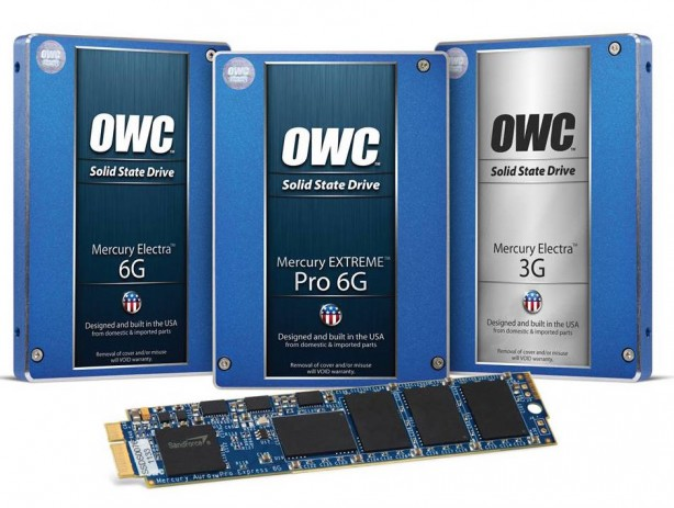 owc products