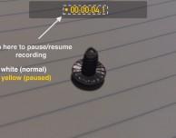 """RecordPause, il tweak che aggiunge il pulsante """"Pausa"""" nella registrazione video – Cydia"""