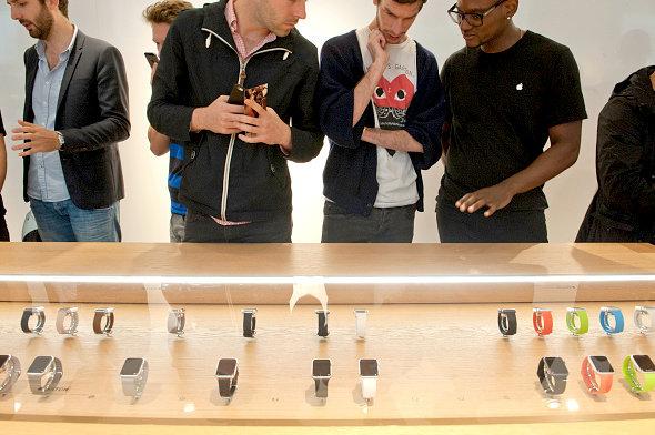 Apple Watch in Italia dal 22 maggio?