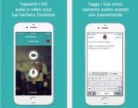 Tiscali lancia Streamago Social, l'app di live streaming per Facebook