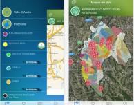 Mappe dei Vini, una nuova app per gli amanti del vino
