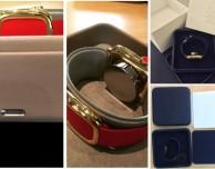 Scopriamo la confezione dell'Apple Watch da 10.000$