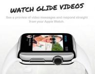 Glide, per comunicare tramite video messaggi anche con Apple Watch