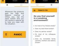 iCoach, l'app che aiuta i fumatori a smettere di fumare