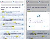 Reverso, l'app che offre la traduzione corretta di intere frasi