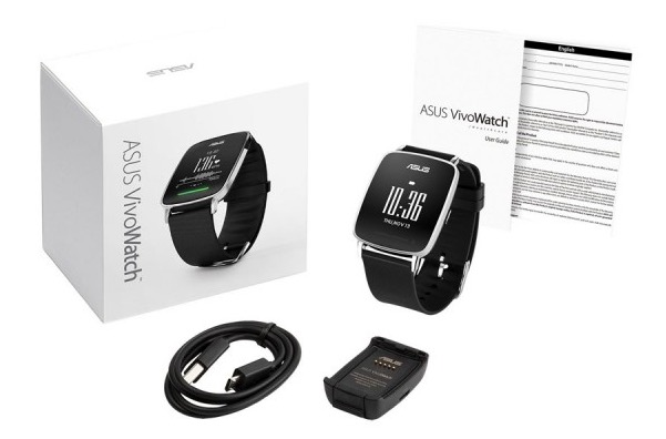 Asus VivoWatch smartwatch
