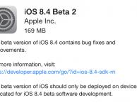 Apple rilascia iOS 8.4 beta 2 per iPhone!