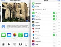 Come condividere foto, video e link con WhatsApp da altre applicazioni