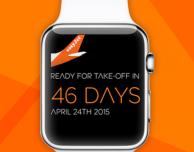 Ecco l'app easyJet che si controlla dall'Apple Watch