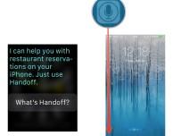 """Apple Watch e Siri: tutte le azioni che possiamo """"dettare"""""""