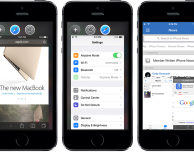 Multify, un nuovo multitasking side-by-side per iPhone – Cydia
