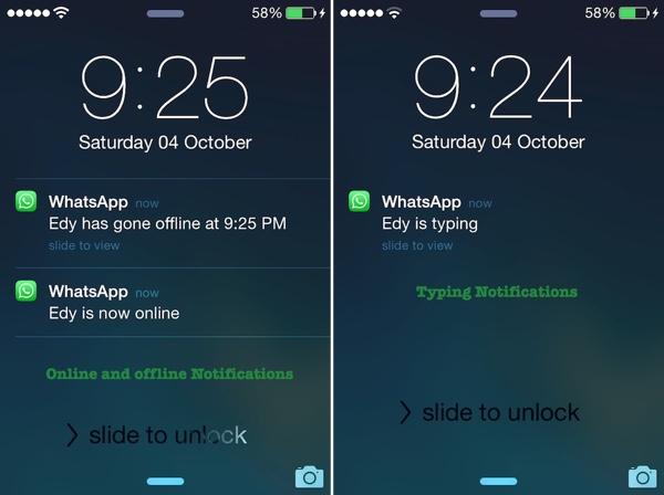 contatto whatsapp sempre online dating
