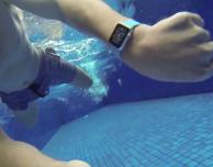 Prova di immersione per Apple Watch: 15 minuti e nessun danno!