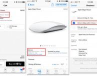 USA: consegne in un'ora per chi acquista su Apple Store online