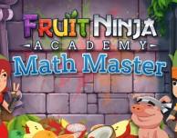 """Fruit Ninja Academy: Math Master"" – imparare la matematica divertendoti"