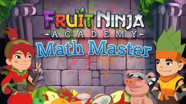 Fruit Ninja Academy- Math Master iPhone pic0