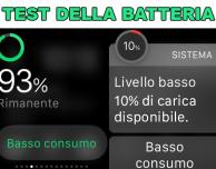 Quanto dura la batteria di Apple Watch? Ecco il nostro test!