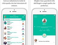 Tourist Angel, la prima app per il turismo sociale