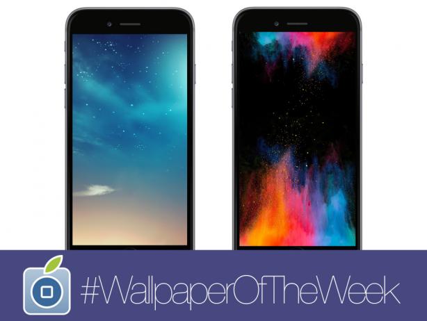 #WallpaperOfTheWeek (85): scarica GRATIS due nuovi sfondi per il tuo iPhone!