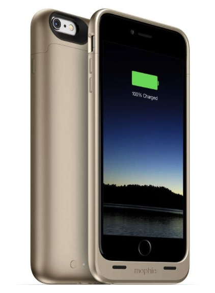 custodia iphone 6s batteria