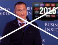 """Gene Munster si arrende: """"Sulla iTV ho sbagliato previsioni"""""""