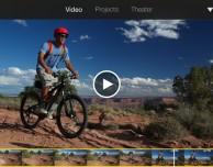 Apple aggiorna iMovie per iPhone