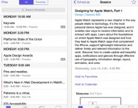 "Apple aggiorna ""WWDC"", ora compatibile con Apple Watch"