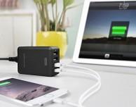 Caricabatterie da tavolo RavPower in offerta a 14,44€ con codice sconto iPhoneItalia