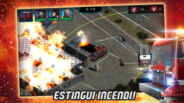 RESCUE- Heroes in Action iPhone pic1