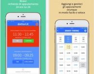 Con AgendaDottori i medici possono gestire i loro appuntamenti su iPhone