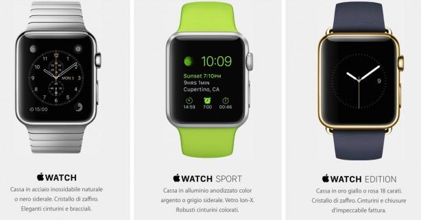 UFFICIALE: Apple Watch arriva in Italia il 26 giugno!