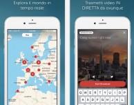 Periscope si aggiorna con la sezione Mappa e la traduzione in italiano