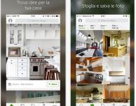 Houzz, l'app dell'omonima piattaforma online per l'arredamento, la ristrutturazione ed il design di interni