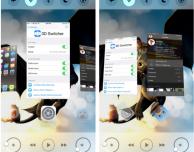 3DSwitcher, un Multitasking tridimensionale – Cydia