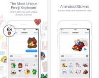 Emoji Keyboard: la tastiera di terze parti con oltre 3000 stickers realizzata da Line