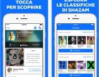 Shazam si aggiorna per Apple Music