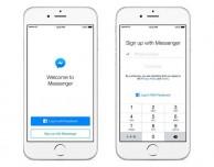 Facebook Messenger non ha più bisogno di un account Facebook per funzionare