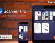 Scanner Pro 6: arriva un nuovo aggiornamento per una delle app più famose di Readdle