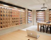 Apple Store: meno accessori e migliore disposizione
