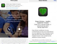 Green Kitchen gratis con l'app Apple Store