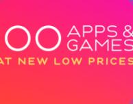 Apple sconta 100 app a 0,99€ (e mette in risalto le app Accessibilità)