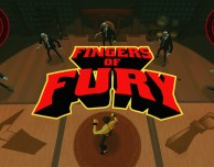 Fingers of Fury: mosse esplosive di Kung-Fu in formato endless game