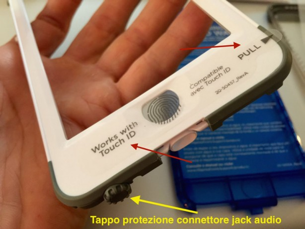 custodia impermeabile iphone 6 plus