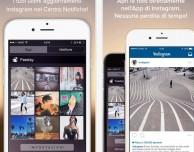Feeday porta nel centro notifiche un widget per Instagram